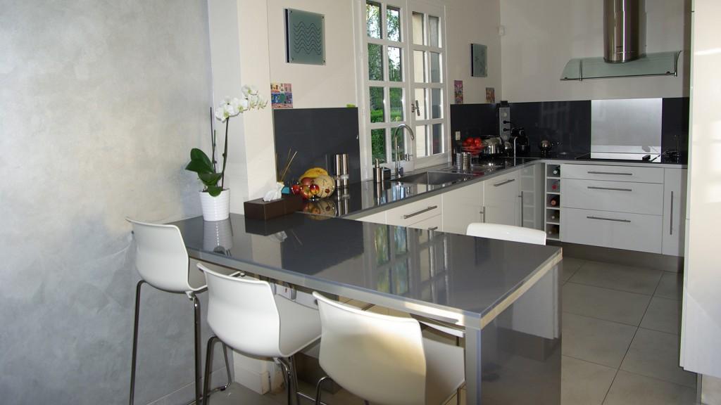 maison contemporaine yvelines architecture int rieure. Black Bedroom Furniture Sets. Home Design Ideas