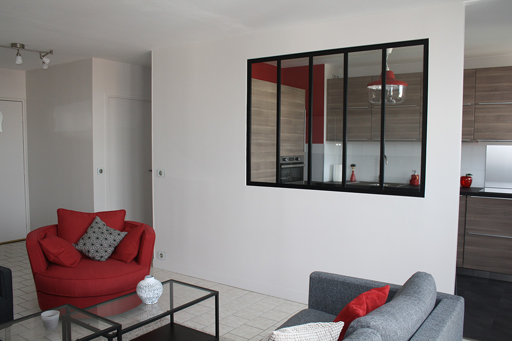 Appartement f2 yvelines architecture int rieure paris for Decoration d interieur d appartement