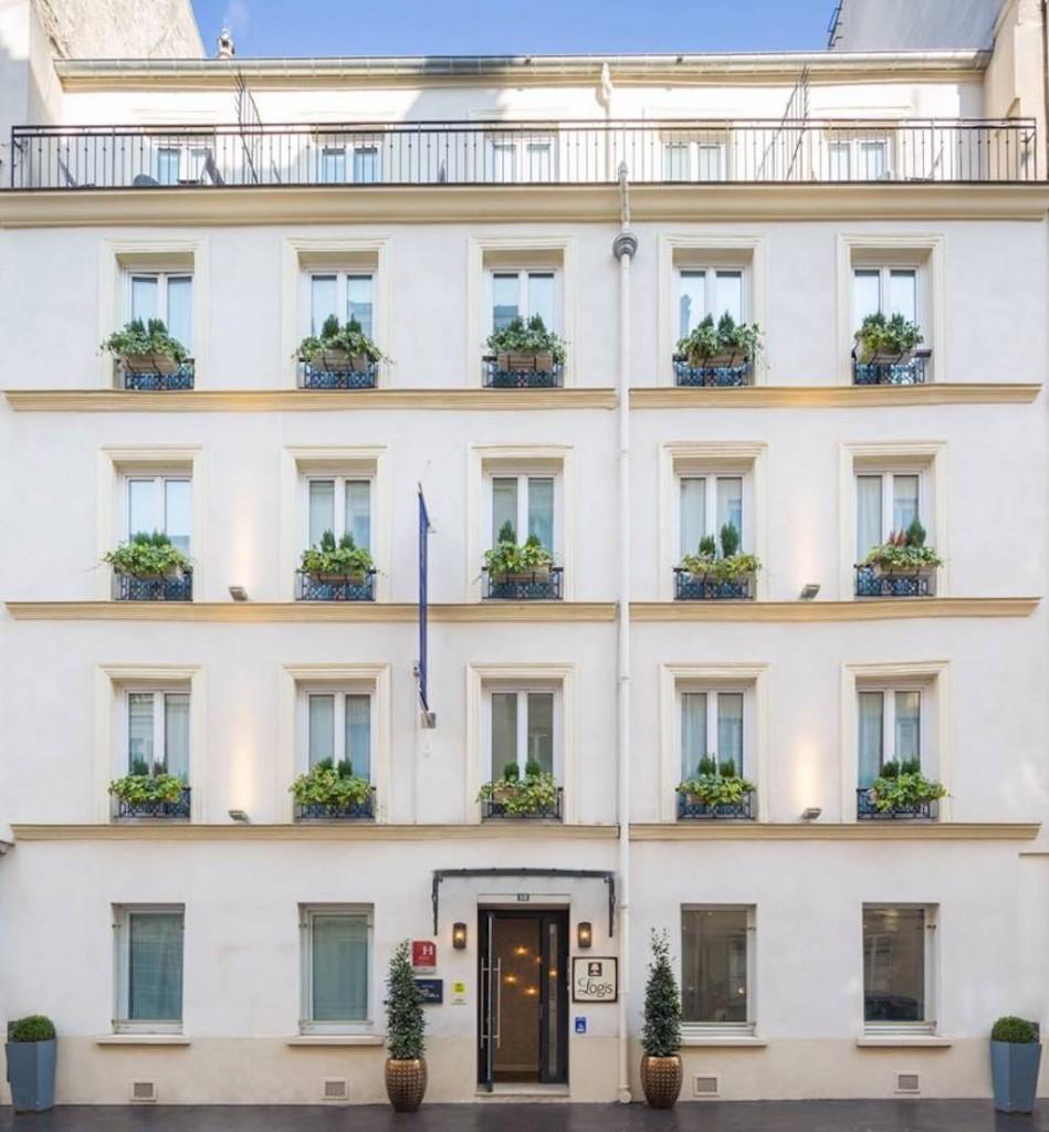 Hôtel 3 étoiles, Paris  ARCHITECTURE INTÉRIEURE PARIS ...