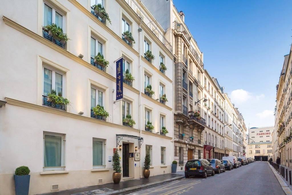 Achitecture int rieure ext rieure h tel 3 paris ao design for Immobilier design paris