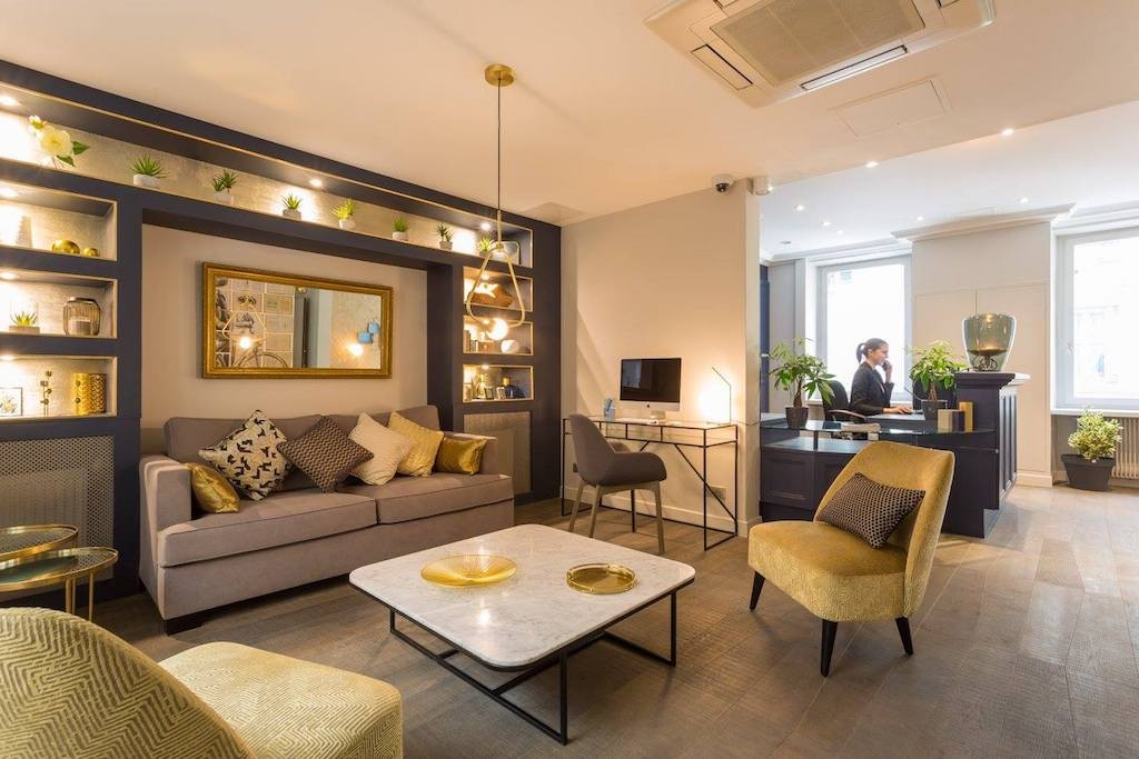 Achitecture int rieure ext rieure h tel 3 paris ao design for Ruxxa design hotel 3