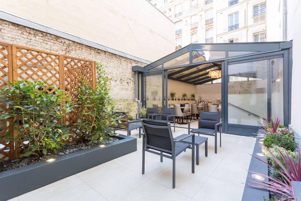 Hotel  Etoiles Paris Eme