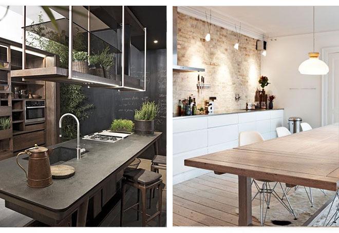 cuisine ouverte design