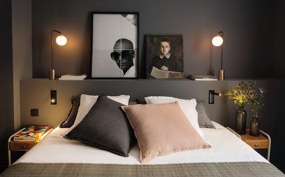 t te de lit d coration tendance et fonctionnelle ao design. Black Bedroom Furniture Sets. Home Design Ideas