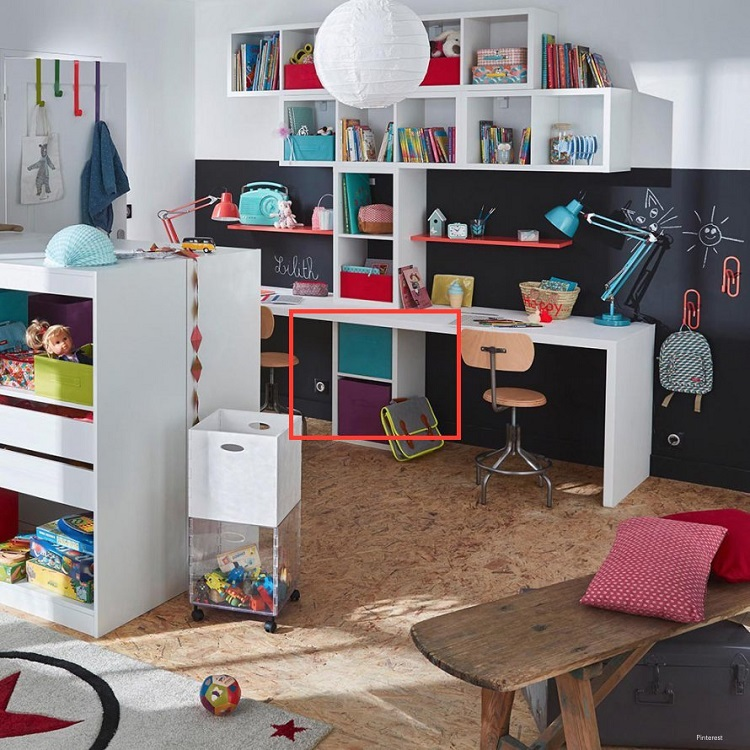 comment rendre la chambre de votre enfant tendance ao design. Black Bedroom Furniture Sets. Home Design Ideas