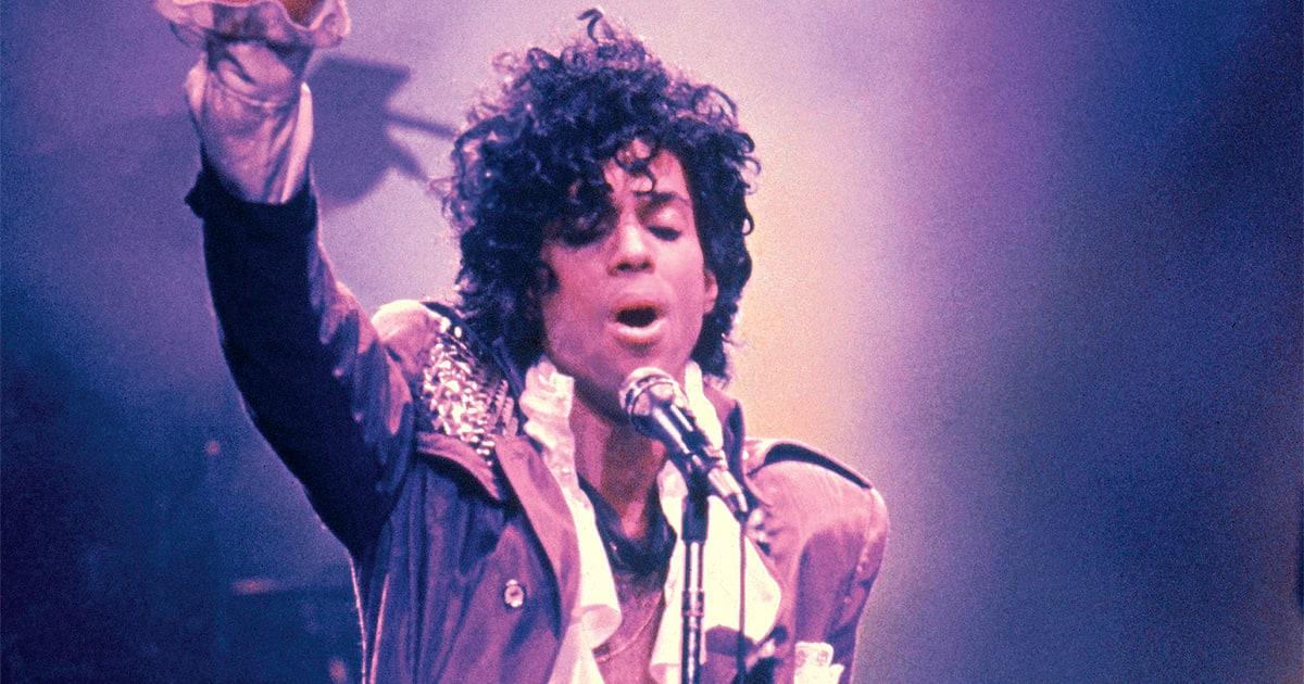 Prince violet