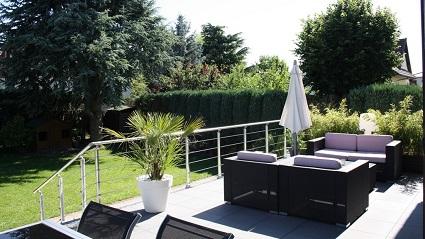 Architecte terrasse & sols extérieurs Yvelines 78 Paris | AO design
