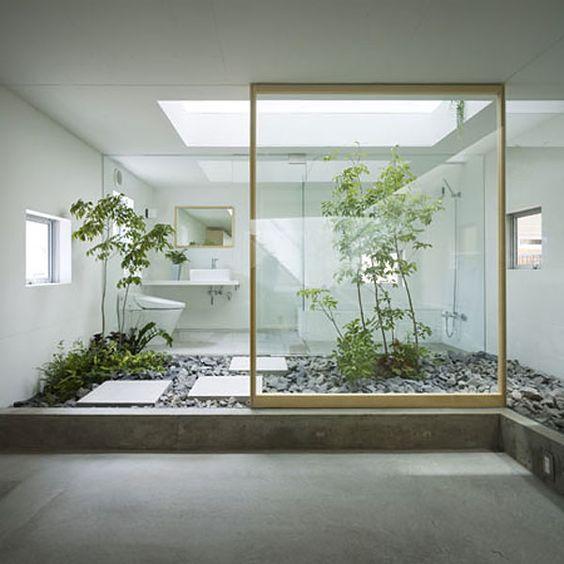 décoration végétale intérieur