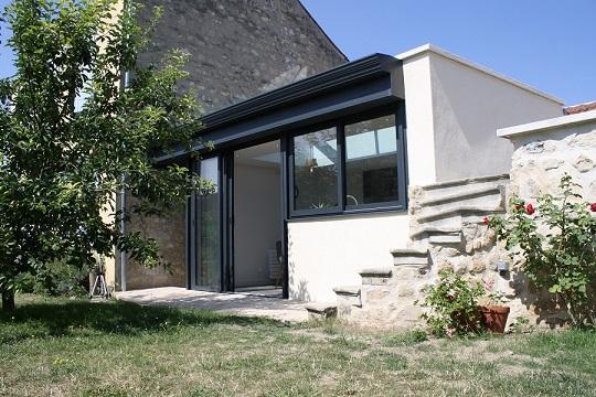 création extension maison