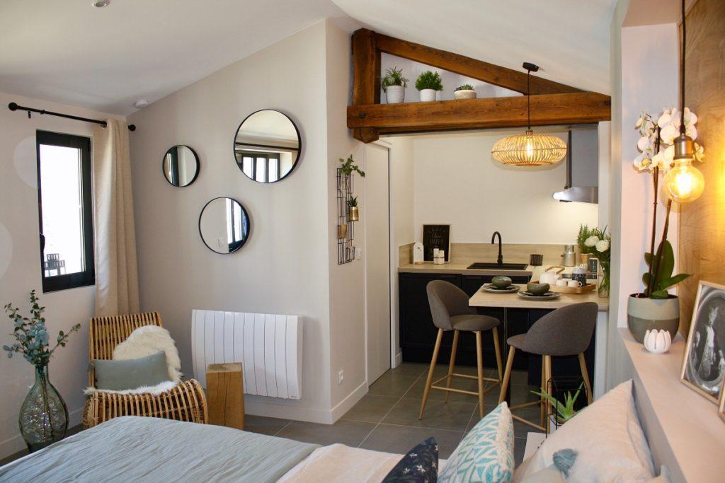 aménagement Airbnb Yvelines