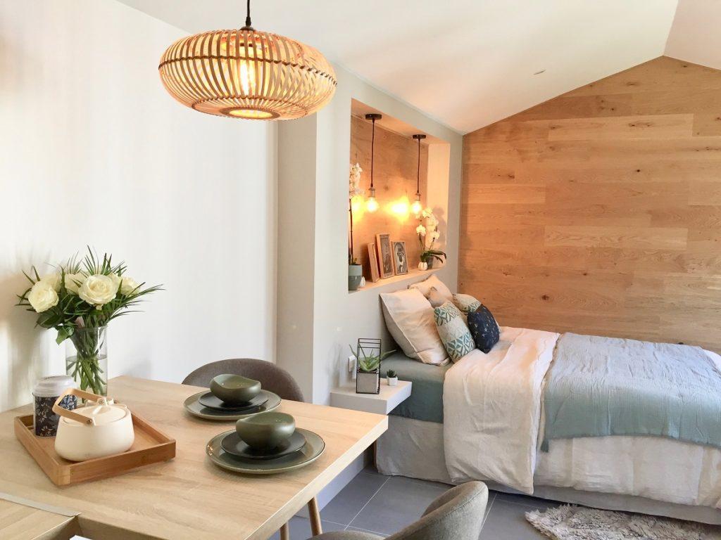 décoration logement Airbnb