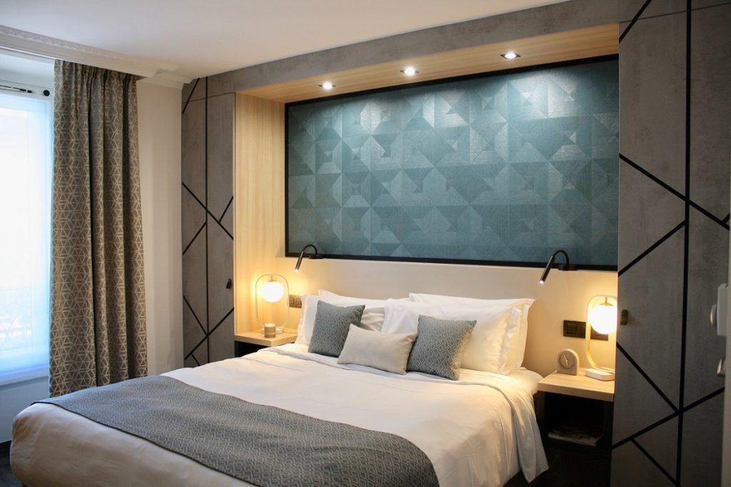 rénovation chambre hôtel