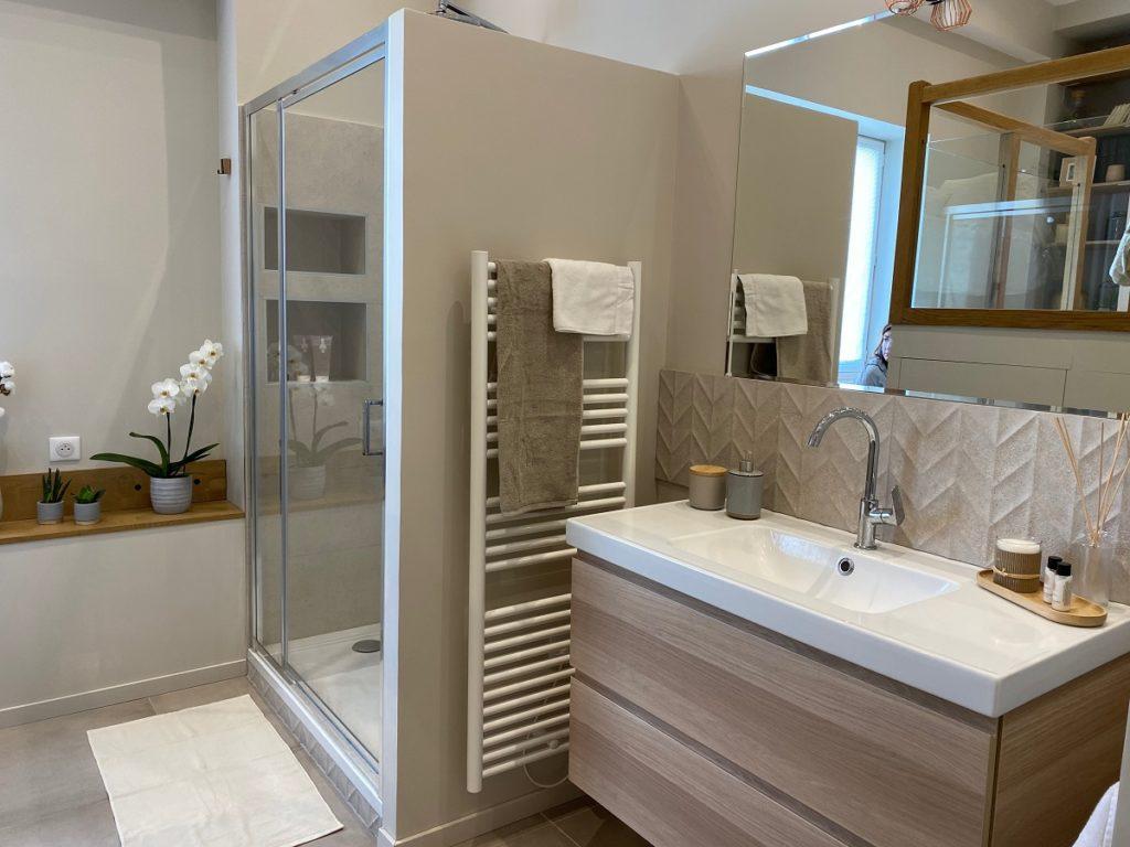 espace salle de bain suite parentale